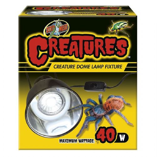 ZM Creature Dome Lamp Fixture 40w, CT-35UK